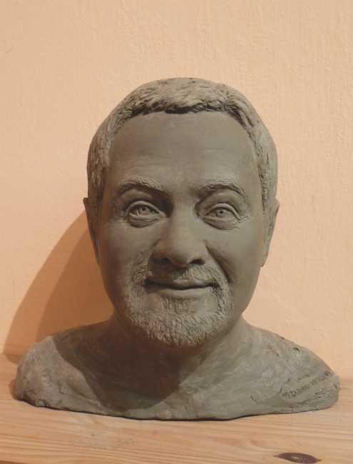 Ben noto Teste Busti Sculture Mezzibusti sculture a tuttotondo in 3 D KD89
