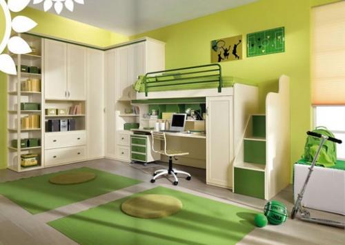 Arredamento casa - Immagini camerette originali per bambini ...