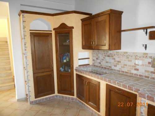 Tende da salone classico duylinh for - Cucina con angolo dispensa ...