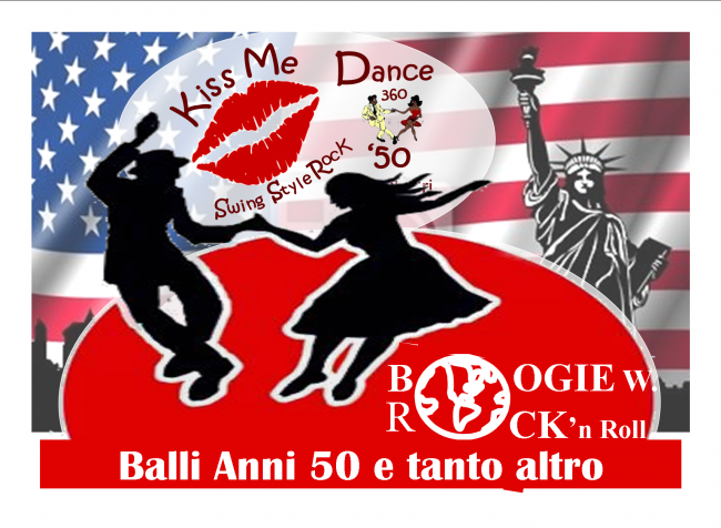 -balliamo SWING,BOOGIE W. ROCKn ACRO,Caraibici,Liscio,Tango,B.G.e tanto altro X TUTTI!